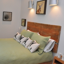 The Carpenter Bed at AWAY in the County B&B